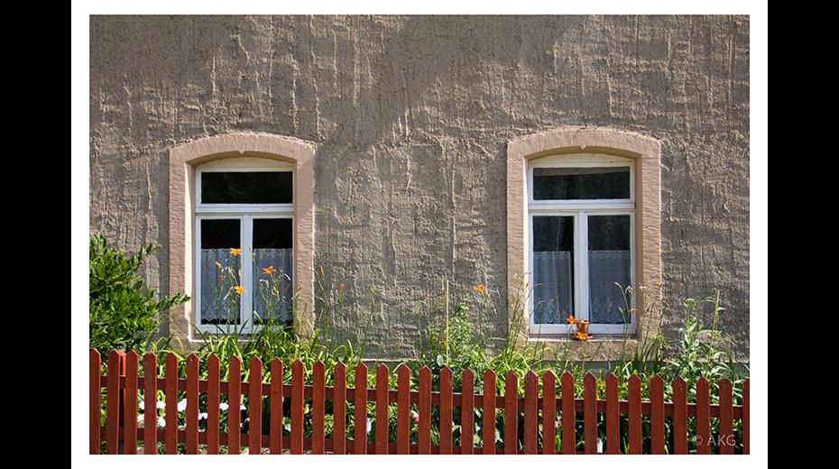 """""""Gostewitz frontal"""" von Anne-Kathrin Gericke www.akgericke.de"""